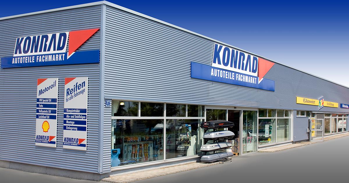 KONRAD Filiale Karlsfeld