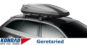 Thule Dachbox Touring 340 Liter