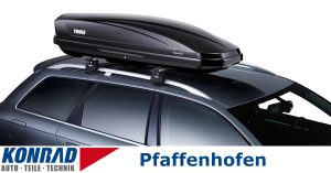 Thule Dachbox Motion 320 Liter