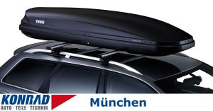 Thule Dachbox Pacific 420 Liter
