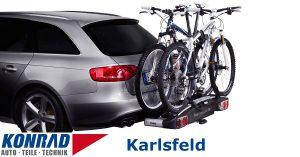 Fahrradträger Vermietung Karlsfeld Thule EuroClassic 928