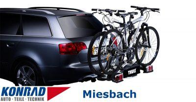 Fahrradträger Verleih Miesbach Thule Euro Way 920