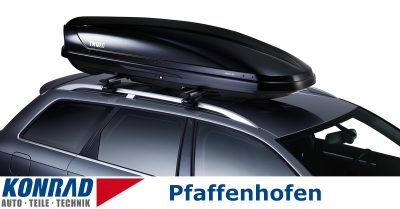 Konrad Dachboxvermietung Pfaffenhofen Thule Motion 800