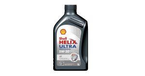 Shell Helix Ultra AF 5 w30 1 Liter 550040660