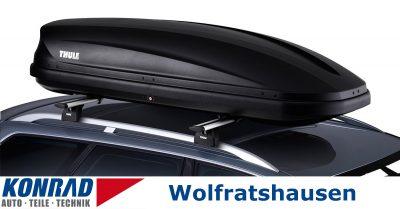 Konrad Dachboxvermietung Thule Pacific 780 Wolfratshausen