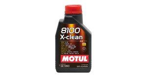 MOTUL 8100 X Cleen 5W30 5Ltr 106377