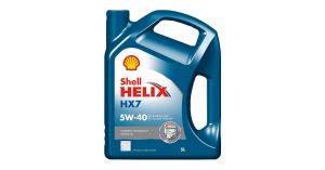 Shell Motoröl HELIX HX7 C 5W 40 550040547