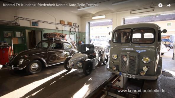 Konrad Autoteile – Autoteilehandel in München und Umgebung