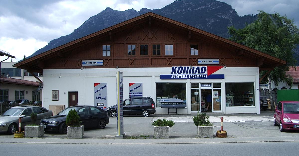 Konrad Filiale Garmisch