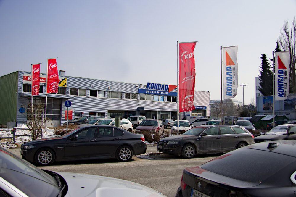 Konrad Autoteile - Filiale München Autoersatzteile