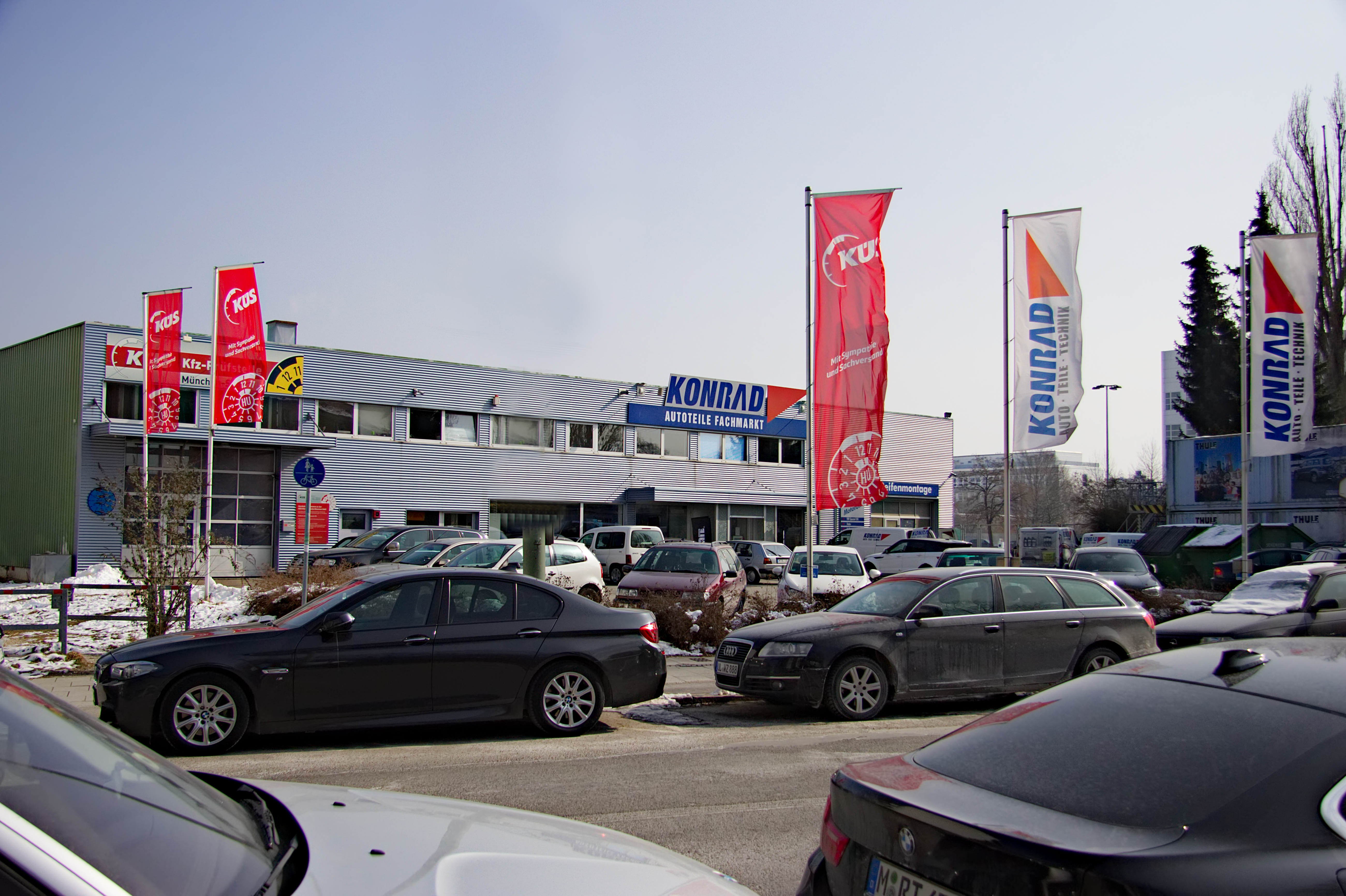Konrad Autoteile - Filiale München