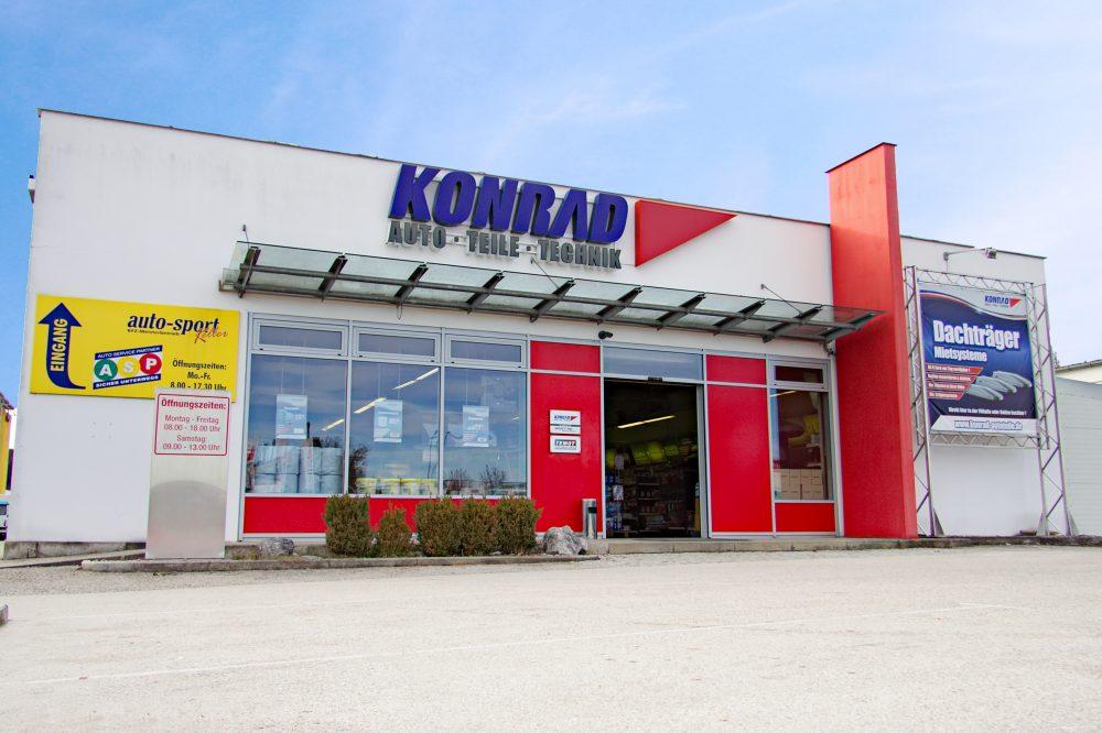 Konrad Autoteile - Filiale Wolfratshausen Autoersatzteile