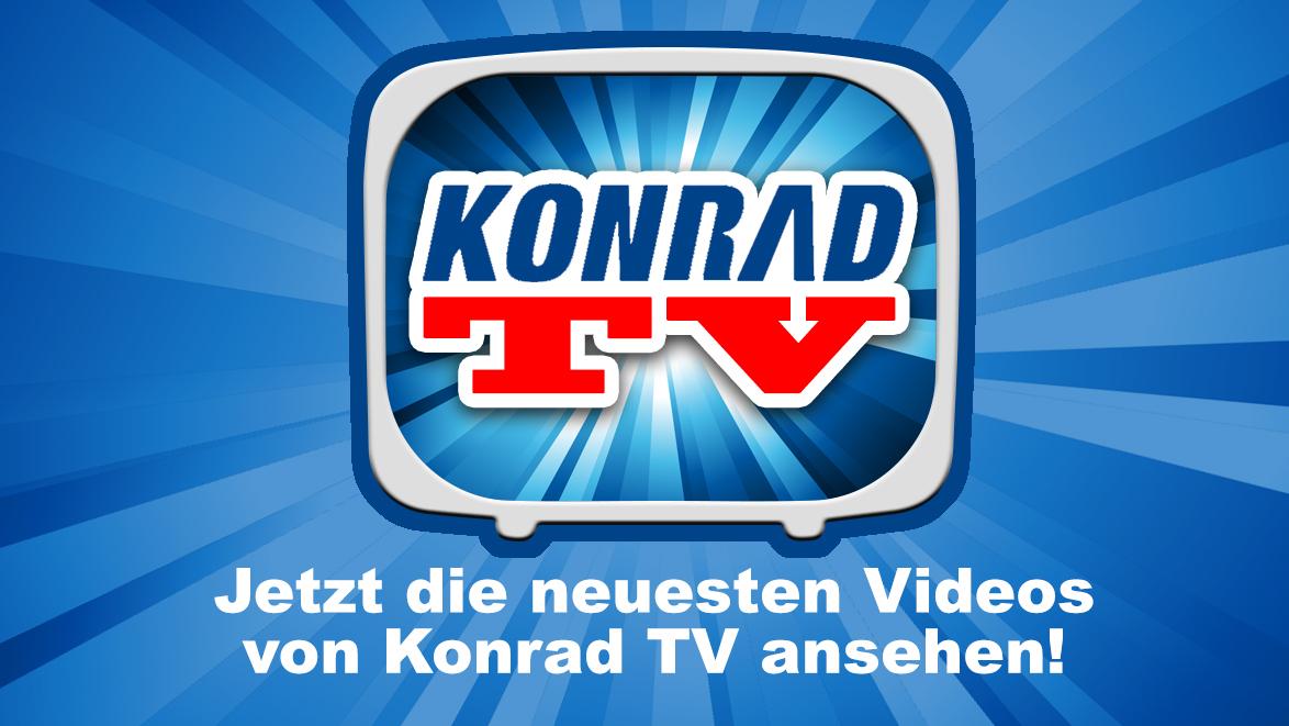 Konrad TV Banner