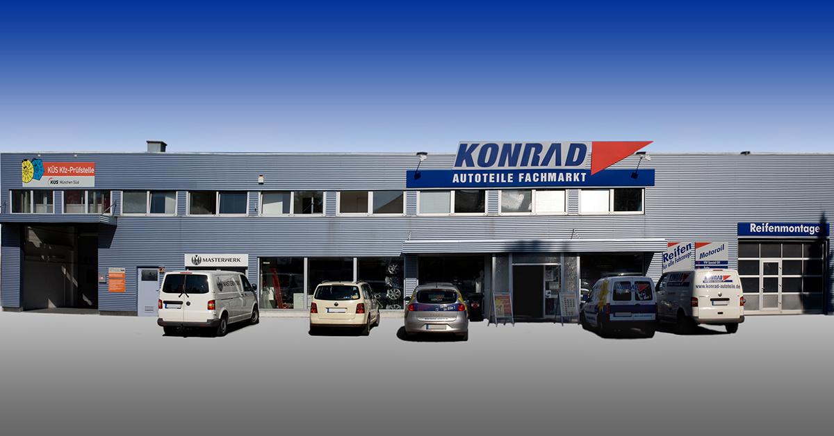 Konrad Filiale München