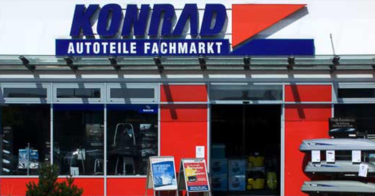 Konrad Filiale Wolfratshausen